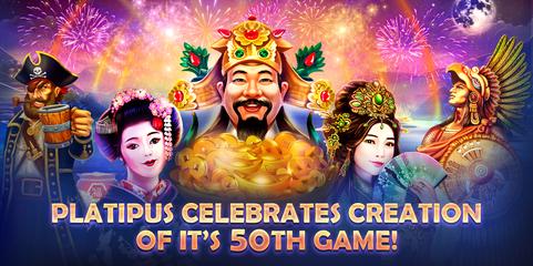 Platipus Celebrates Creation of it's 50th Game
