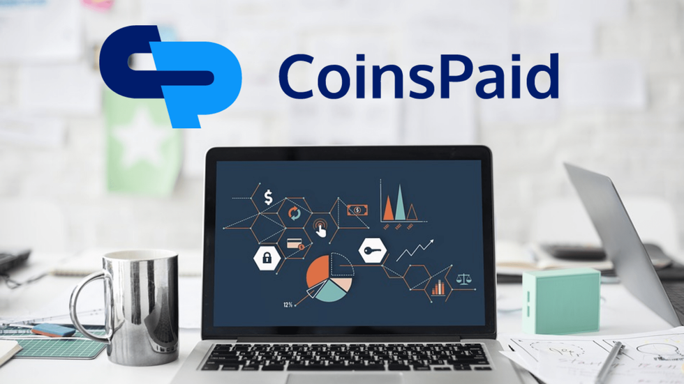 Crypto Processing Made Easy By Coinspaid