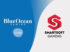 Smartsoft Gaming Joins BlueOcean Gaming Gamehub