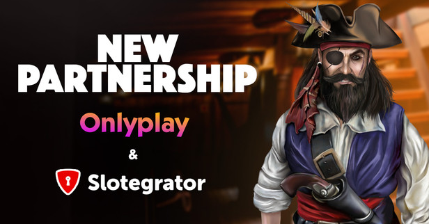Onlyplay Signs Partnership With Slotegrator