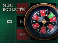 Virtual Mini Roulette