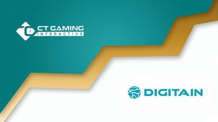 CT Gaming Interactive sealed a content distribution agreement with Digitain