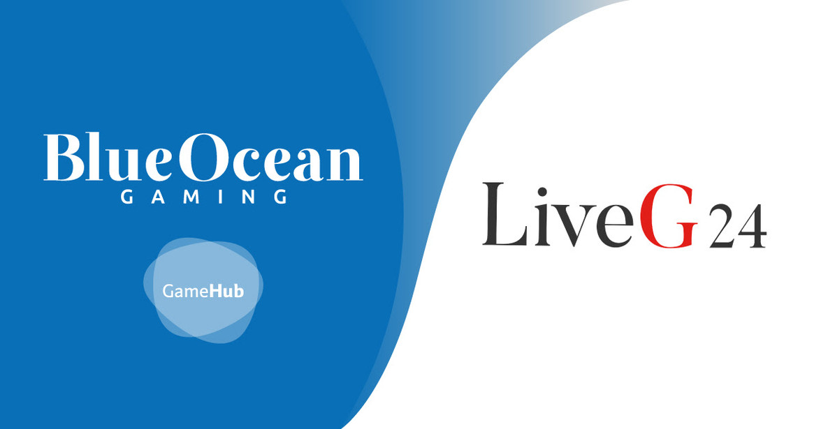 LiveG24 is the Latest Addition to BlueOcean Gaming Live Casino Offering