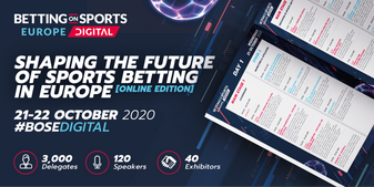 Betting on Sports Europe - Digital Agenda to Confront the Challenges Shaping Sports Betting Industry Future