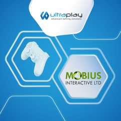 UltraPlay Powers Up Mobius Interactive