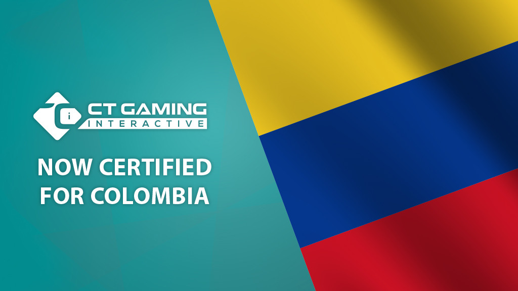 CT Gaming Interactive obtained a certificate for the Colombian market