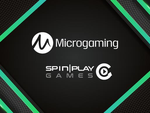 SpinPlay Games Set To Bring New Winning Formula To Microgaming's Aggregation Platform