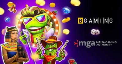 BGaming Expands Market Reach Via MGA License