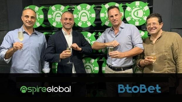 BtoBet Joins Forces with Aspire Global