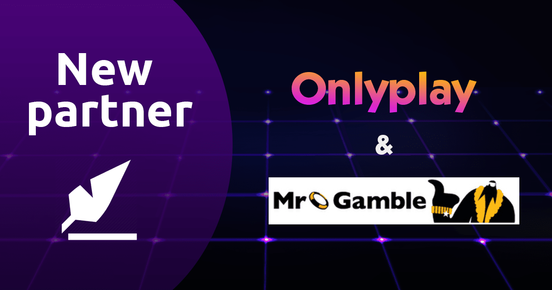 Mr. Gamble and Onlyplay Become Partners