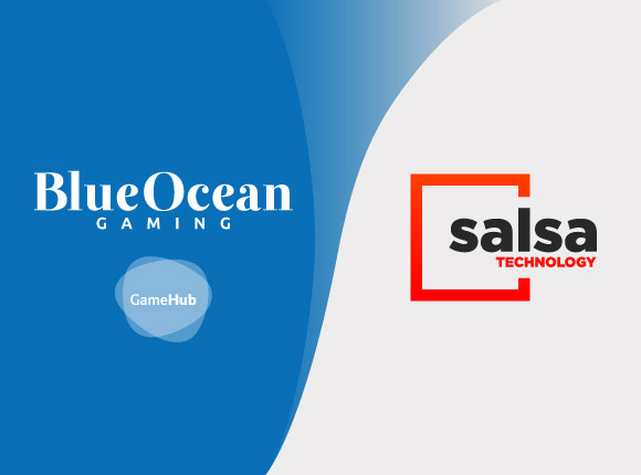 BlueOcean Gaming Expands GameHub with Salsa Technology