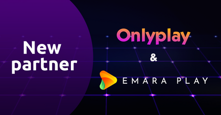 Onlyplay partners with games aggregator Emara Play