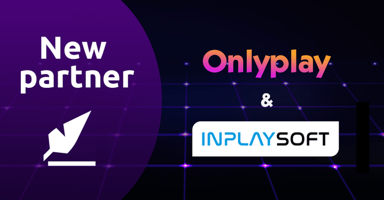 Onlyplay partners with Inplaysoft