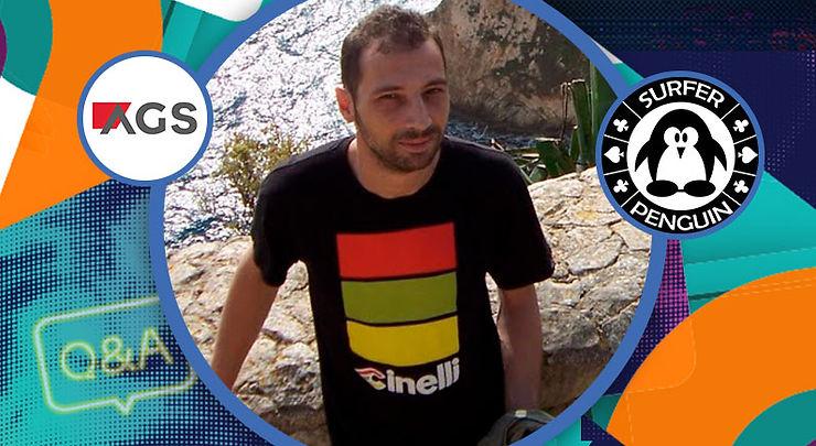 Pablo Fernandez, CEO & Co-Founder of Surfer Penguin