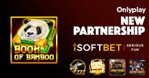 Onlyplay Strike Partnership Agreement With iSoftBet