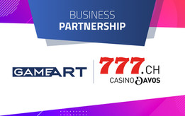 GameArt Enters Swiss Market with Casino Davos' Casino777.Ch