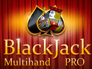 Blackjack Multihand Pro
