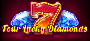 The Four Lucky Diamonds By BGaming