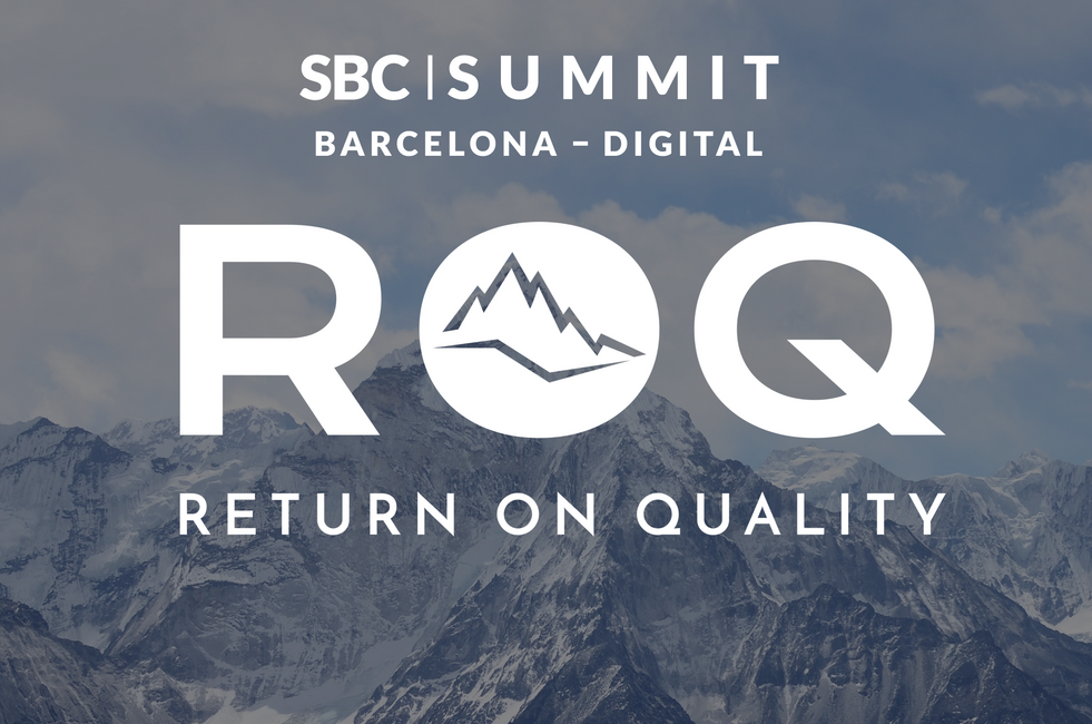 ROQ are Attending the SBC Summit Barcelona - Digital Event in September