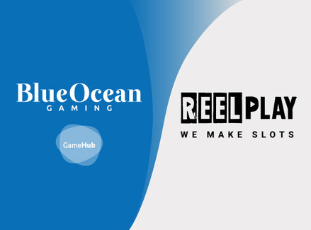 BlueOcean Gaming Expands It's GameHub Offering with ReelPlay