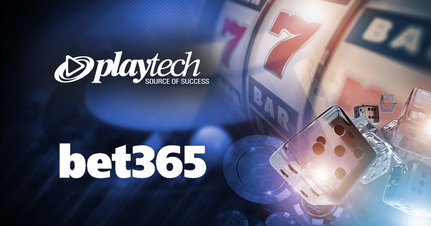 Playtech launches casino content in New Jersey with bet365