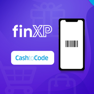 FinXP Partners With CashtoCode