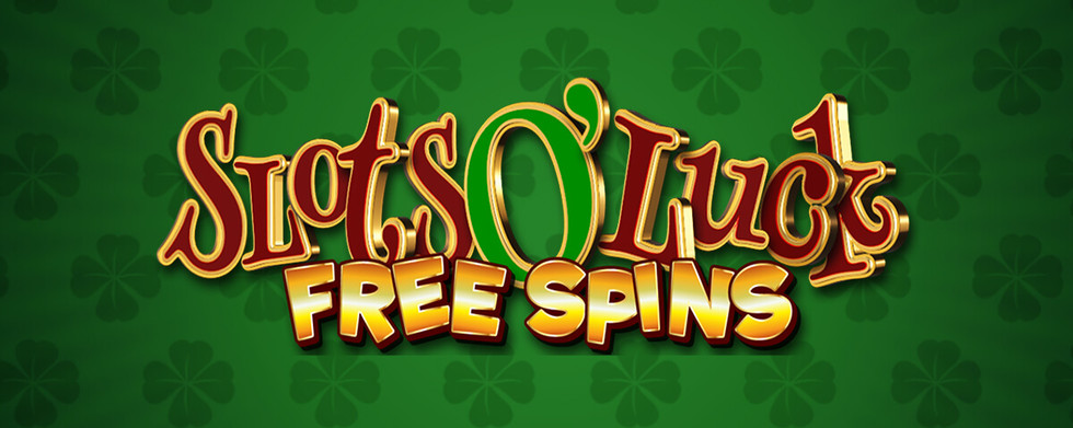 Inspired Celebrates St. Patrick's Day With The Launch Of Slots 'O' Luck Free Spins, An Irish-Themed Online & Mobile Game