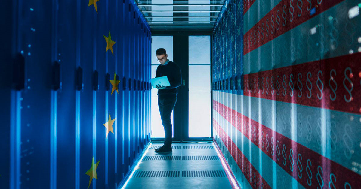 IONOS: The US Cloud Act and it's conflict with GDPR