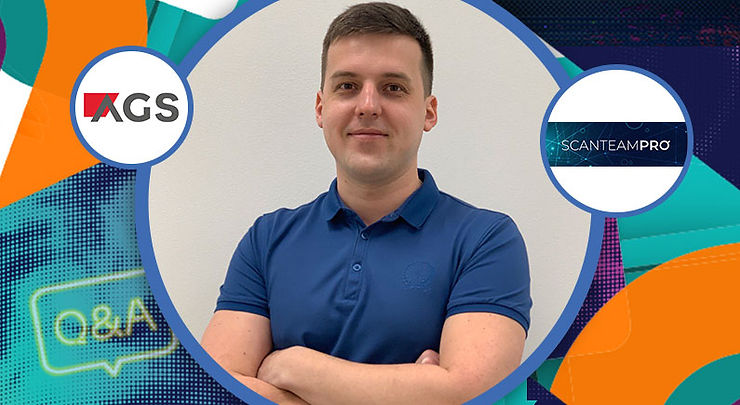 Alex Lysak, CEO at Scanteam.pro