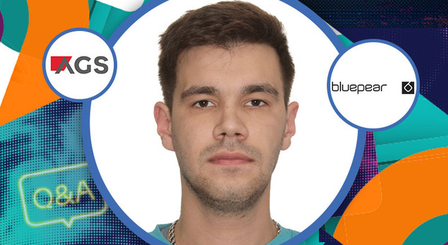 Valentin Darechkin, Product Owner of BluePear