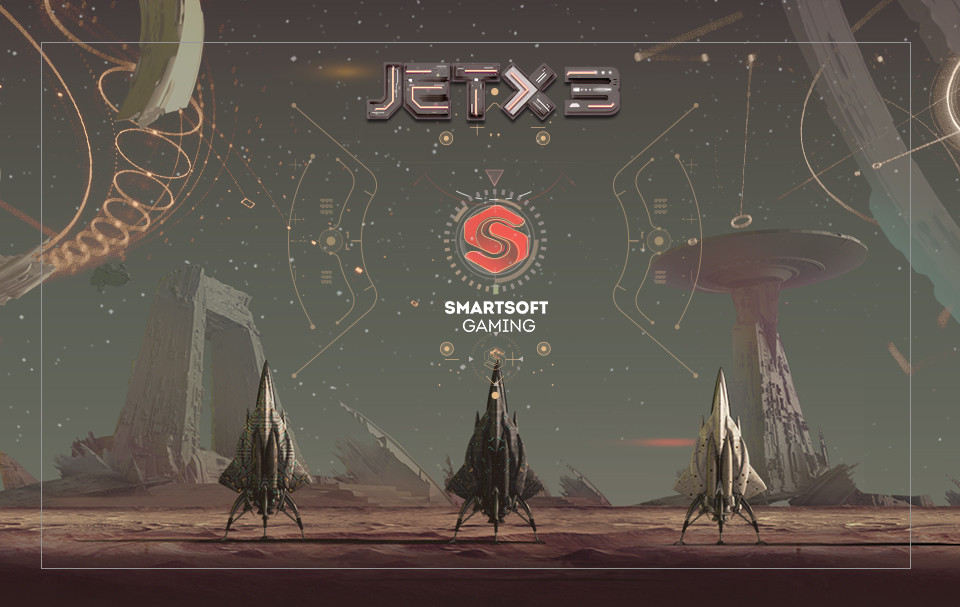 EXCLUSIVE: SmartSoft Gaming Release JETX3