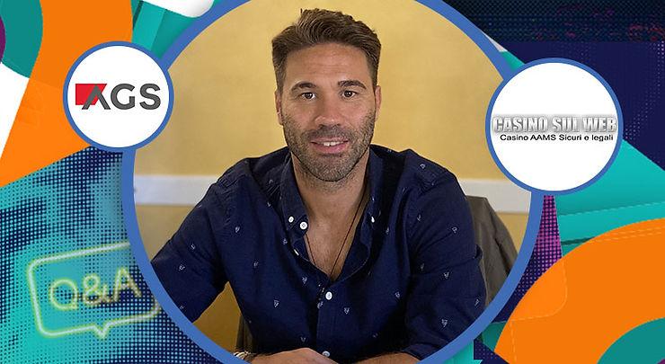 Alessandro Termenini, CEO at Casino sul web