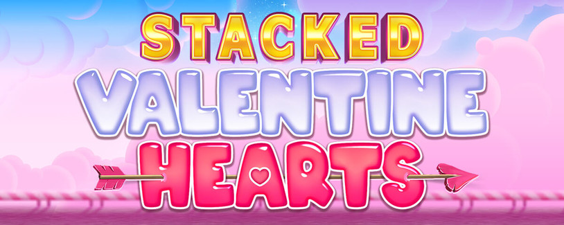 Inspired Launches Stacked Valentine Hearts™, An Online And Mobile Slot Game