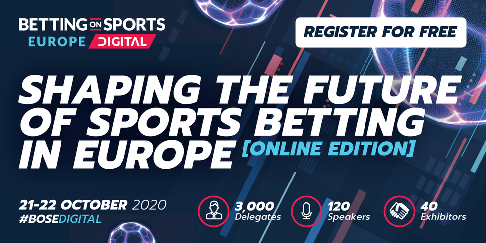 Betting on Sports Europe - Digital unveils high-level speaker line-up