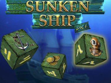 Sunken Ship Dice