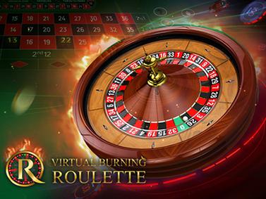 Virtual Burning Roulette
