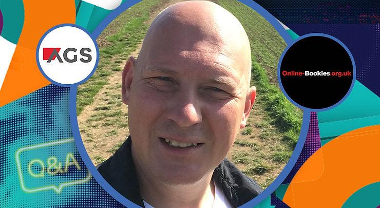 Aidan Ward, Owner of Online Bookies