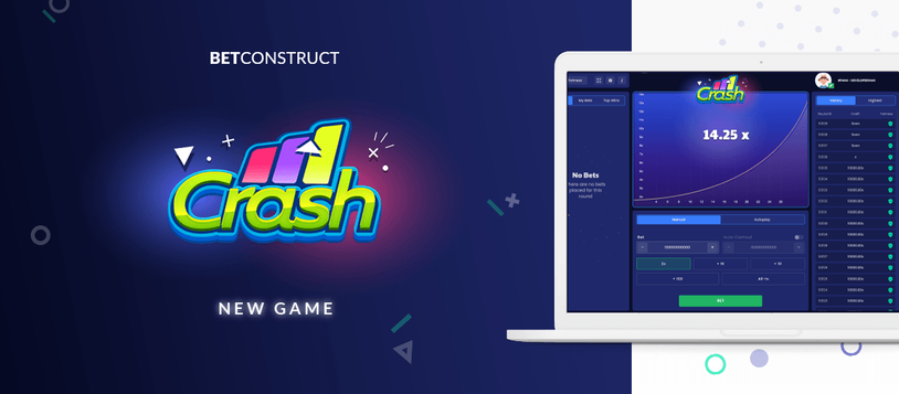 BetConstruct Adopts a Multiplier Game Crash