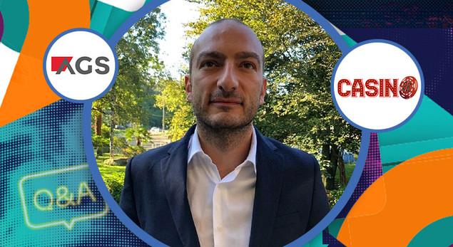 Matteo Giannone, Co-Founder of Casino2K