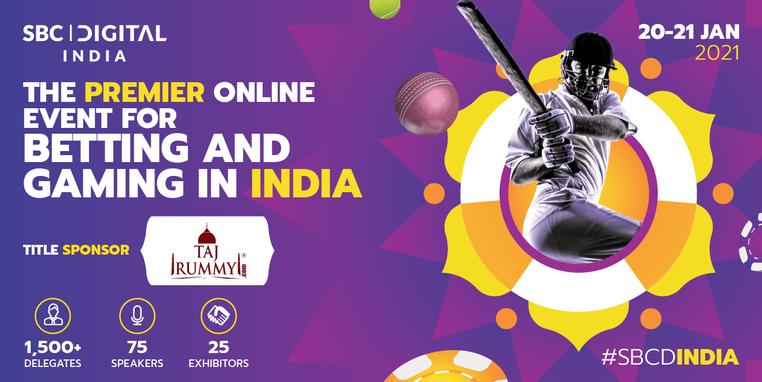 New SBC Digital India event announced with Taj Rummy as partner