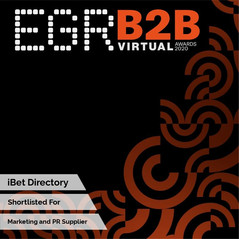 EGR B2B Awards 2020 - Marketing and PR S