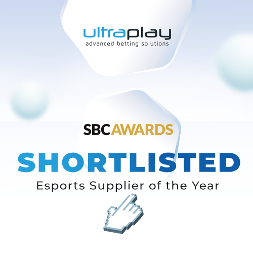 UltraPlay Shortlisted In The SBC Awards 2020