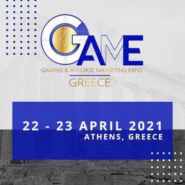 GAME Greece 2021