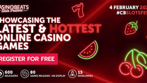 CasinoBeats Slots Festival to Showcase 2021's Hottest New Games