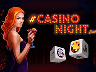 #Casinonight Dice