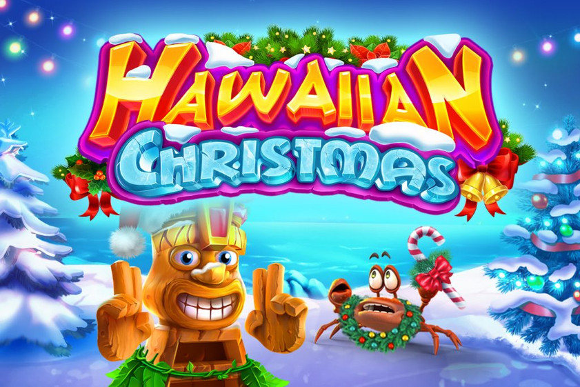 New Release: Hawaiian Christmas  from GameArt