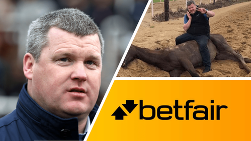 Betfair Cut Ties With Gordon Elliott After Photo With Dead Horse Emerges