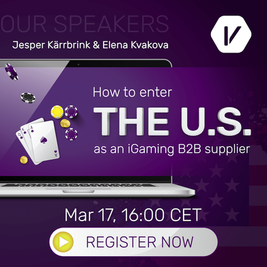 How To Enter the U.S. As An iGaming B2B Supplier