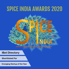 Spice India Emerging Startup of the Year
