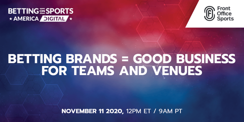 Road to Betting on Sports America - Digital webinar series kicks off with session on sponsorships
